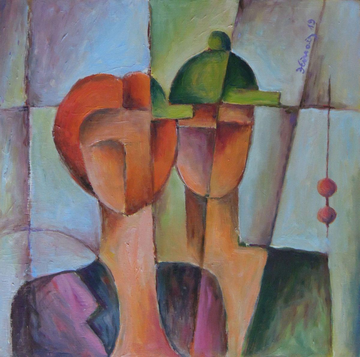zelený klobouk - Jan Hinais