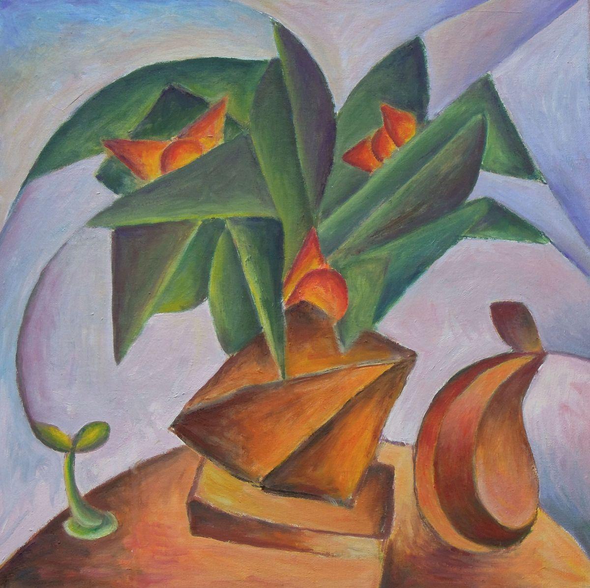 3 květy - Jan Hinais