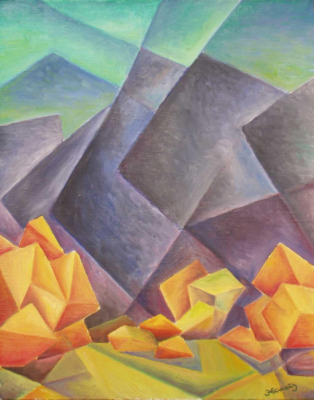 hory - Jan Hinais
